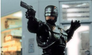 Robocop Peter Weller