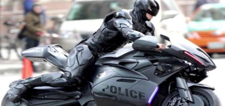 Robocop costume controversy remake