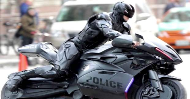 The Robocop Remake Costume Controversy