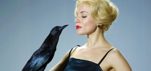 Sienna Miller as Tippi Hedren in The Girl