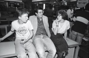 Breakfast Club director John Hughes