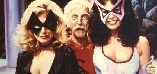 Legends of Superheroes Black Canary Huntress