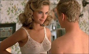 Mischief 1985 Kelly Preston nude scene