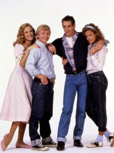 Mischief 1985 past Doug McKeon Kelly Preston Chris Nash Catherine Mary Stewart