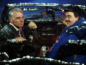 Planes Trains Automobiels 1987 classic comedy Martin Candy