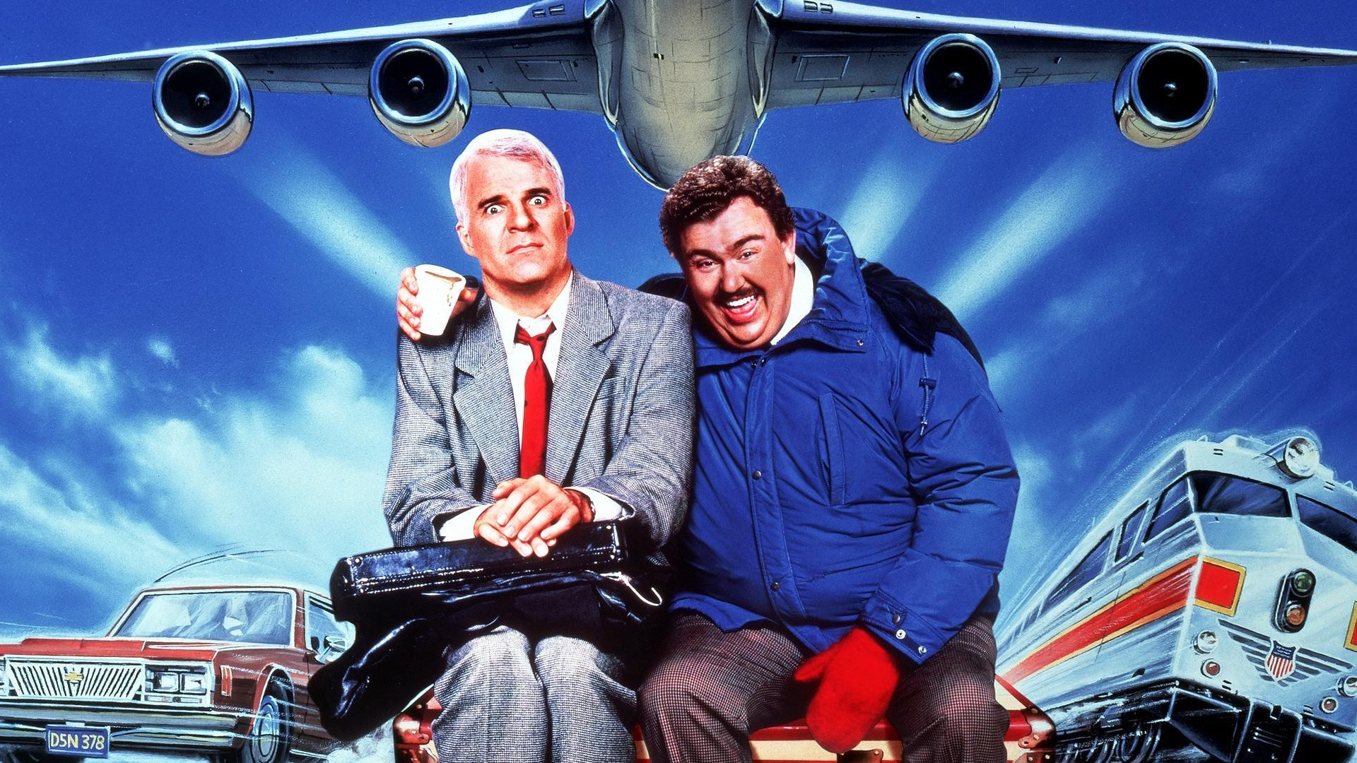 Planes, Trains and Automobiles – 25 Years Later