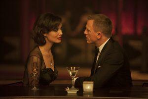 Skyfall 2012 Berenice Marlohe Daniel Craig Severin James Bond