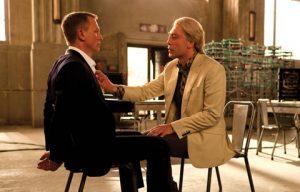 Skyfall James Bond Daniel Craig Javier Bardem