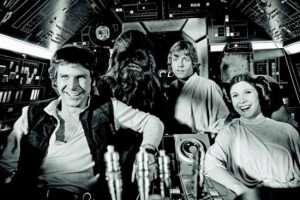Star Wars original cast 1977