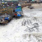 Super Storm Sandy destruction