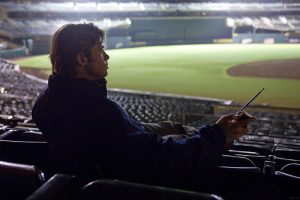 Brad Pitt Moneyball 2011 baseball sports movie
