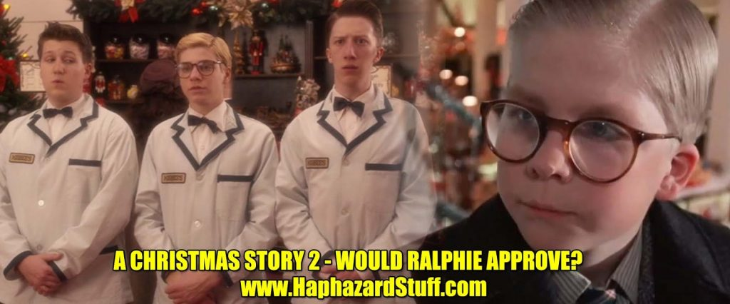 Christmas Story 2 2012 terrible sequel review