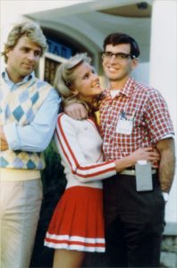 Revenge of Nerds 1984 Ted McGinley Julie Montgomery Robert Carradine