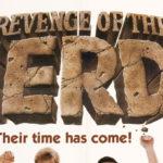 Revenge of the Nerds 1984 poster logo