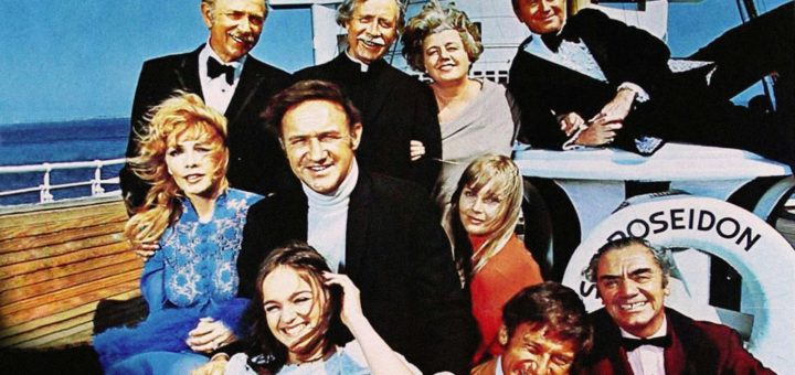 Poseidon Adventure movie cast