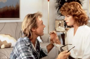 Roddy Piper Meg Foster They Live 1987