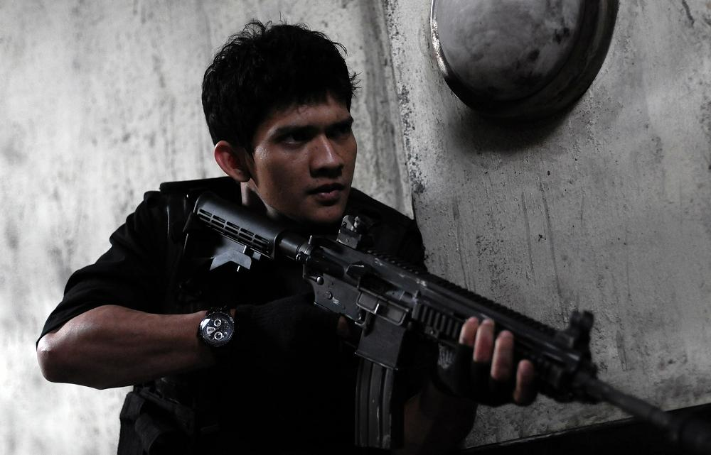The Raid Redemption 2011 action movie