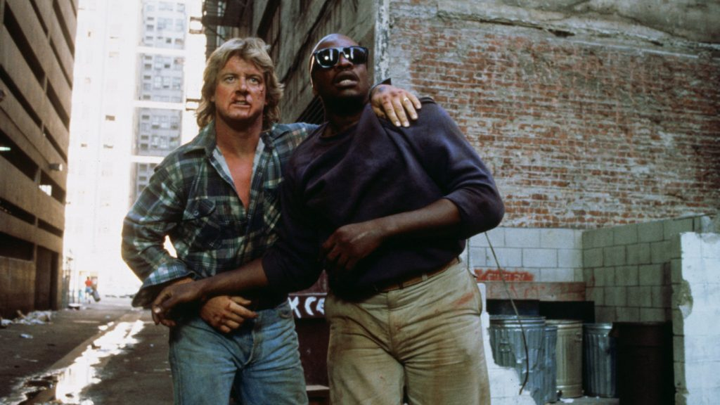 They Live 1987 Roddy Piper David Keith John Carpenter sci fi movie