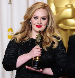 Adele Skyfall Oscar Best Song