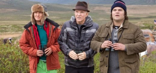 Big Year birdwatching Steve Martin Owen Wilson Jack Black
