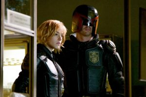 Dredd 2012 action movie Karl Urban Olivia Thirlby