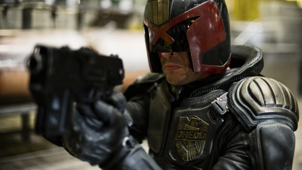 Judge Dredd Keith Urban