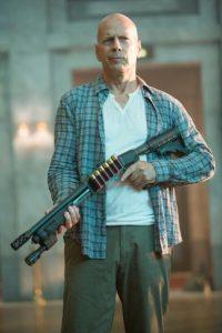 Good Day To Die Hard John McClane Bruce Willis