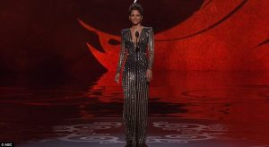 Halle Berry James Bond Oscar Tribute