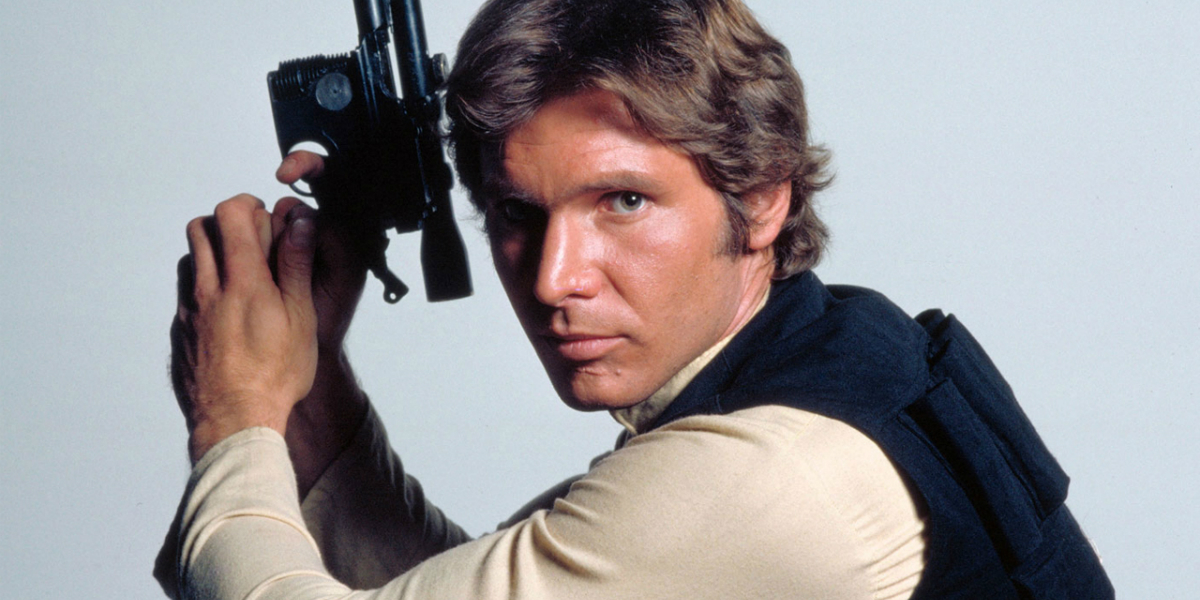 Harrison Ford To Return as Han Solo in The New Star Wars!