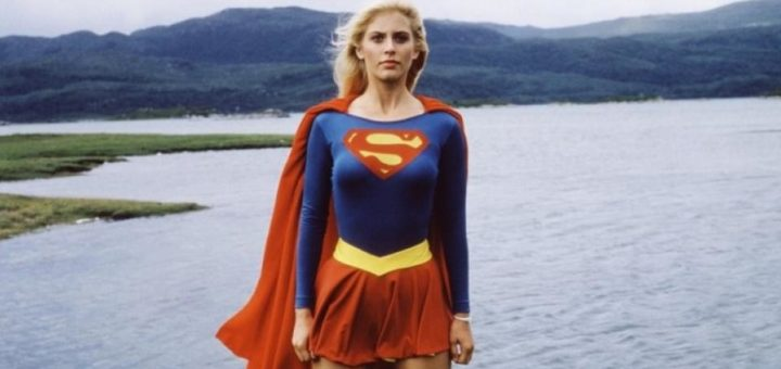 Supergirl Helen Slater