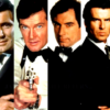 All Six 007 Actors At The Oscars For Their Fiftieth Anniversary!