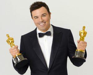 Oscars Seth MacFarlane host