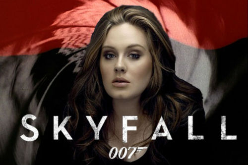 Skyfall song Adele