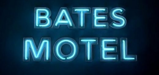 Bates Motel sign logo