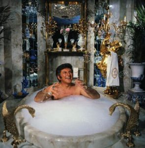 Liberace Bathtub