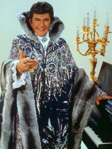 Liberace Mr Showmanship