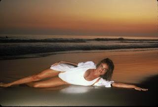 Michelle Johnson Sexy hot beach Blame It On Rio 1984