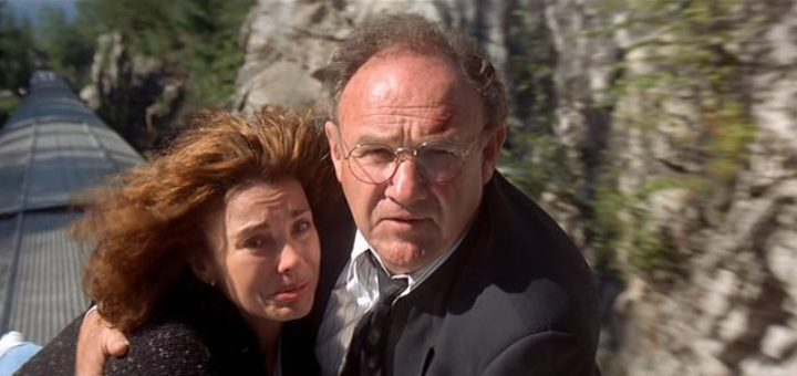 Narrow Margin Gene Hackman Anne Archer