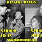 Narrow Margin noir remake review