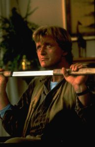 Rutger Hauer Blind Fury 1989 action movie