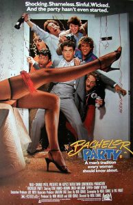 Bachelor Party 1984 Poster