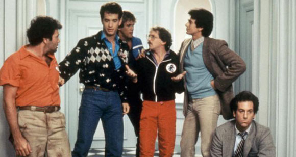 Bachelor Party 1984 movie cast