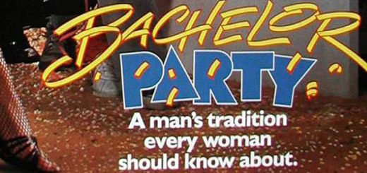Bachelor Party 1984 poster logo