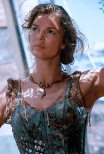 Jeanne Tripplehorn hot sexy Waterworld 1995