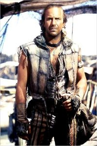 Kevin Costner Waterworld 1995