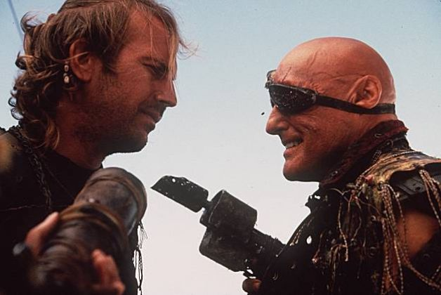 Waterworld 1995 Kevin Costner Dennis Hopper
