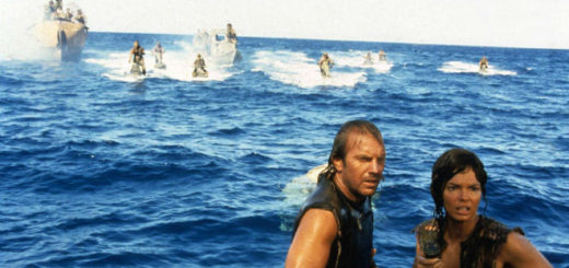 Water World Kevin Costner Jeanne Tripplehorn