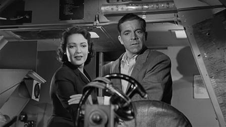 Zero Hour 1957 disaster drama Airplane inspiration