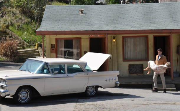 Bates Motel Universal Studio Tour Noman