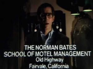 Norman Bates Anthony Perkins SNL